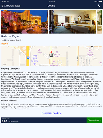 i4vegas - Las Vegas Hotels screenshot 8