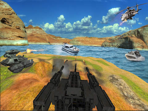 Modern World Warship Combat 3D screenshot 6