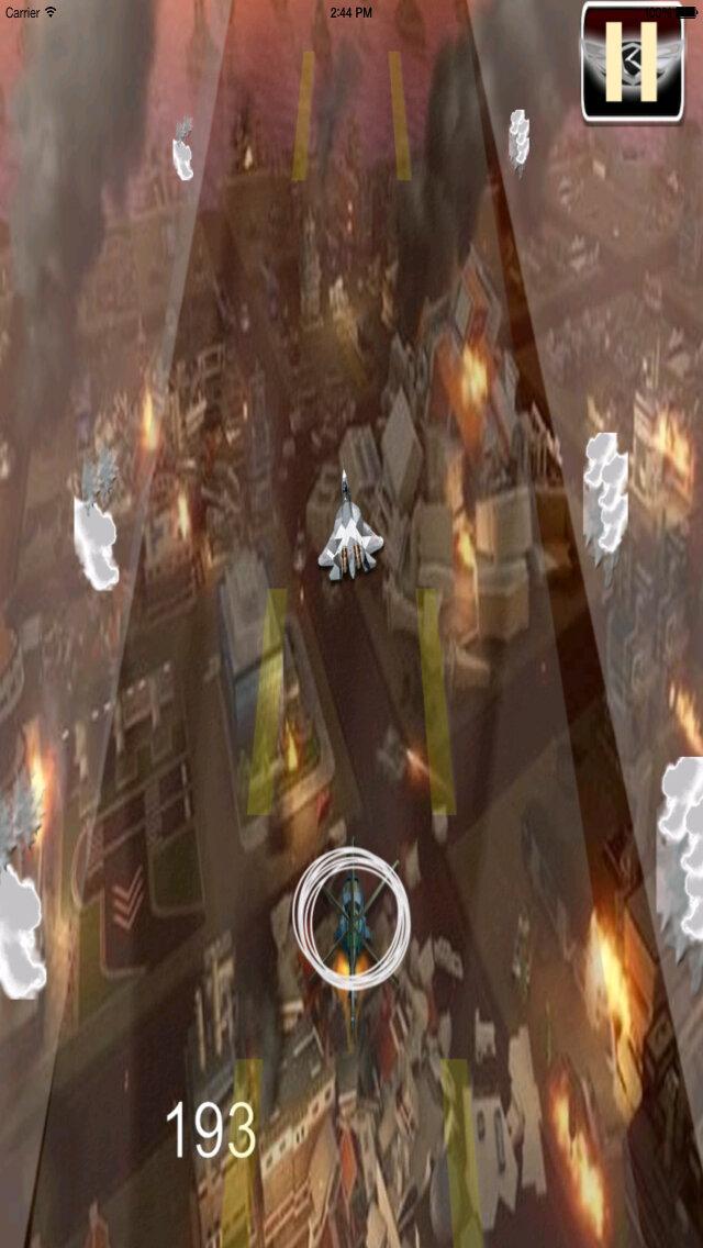 City Flight Helicopter - Combat War Strike Propeller Wings screenshot 5