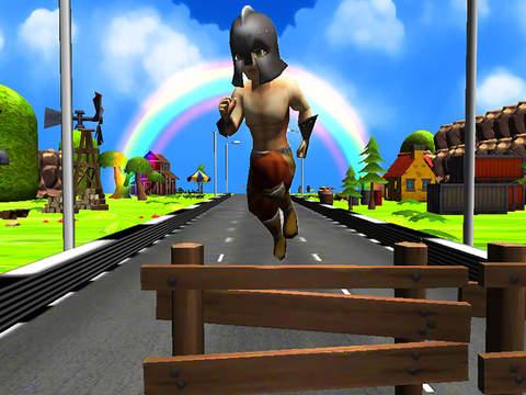 Gladiator Glory Run : Ninja Hero Legend screenshot 6