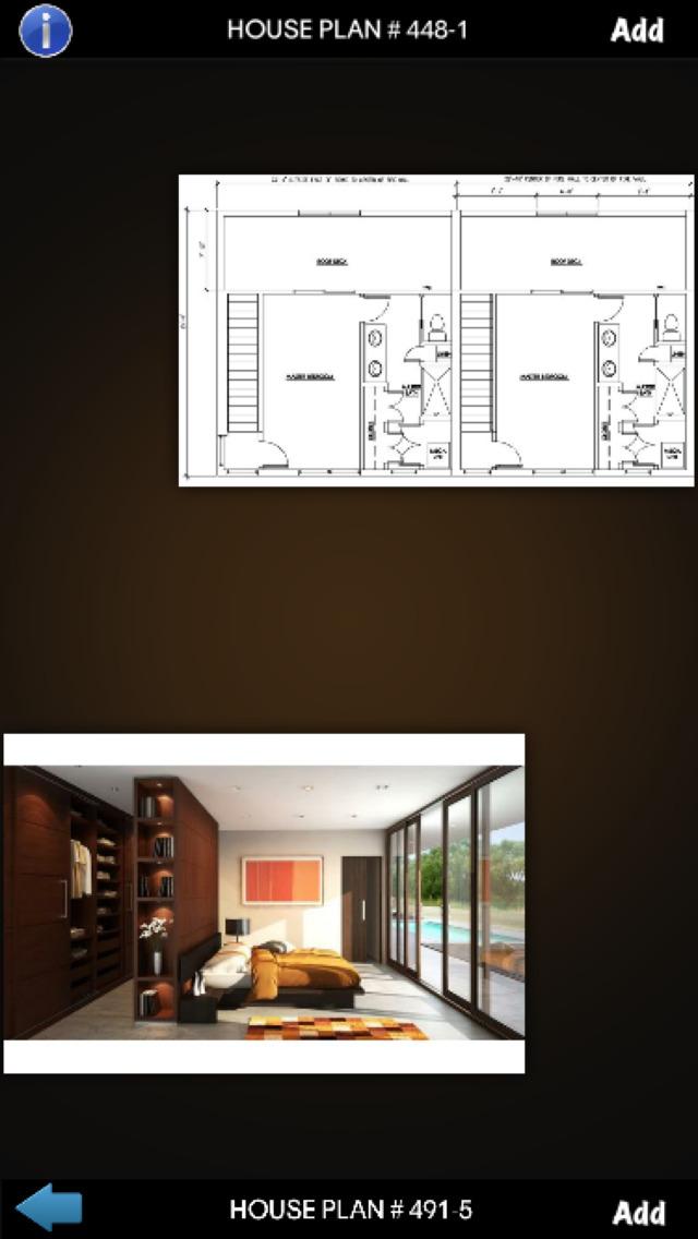 Modern House Plans Info screenshot 1