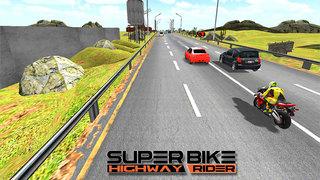 Super Bike Highway Rider screenshot 2