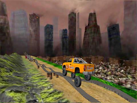 Hill Climb Race: Monster Truck Off Road Racing screenshot 9