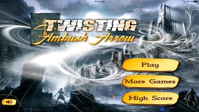 A Twisting Ambush Arrow - Tournament Archers Game screenshot 1