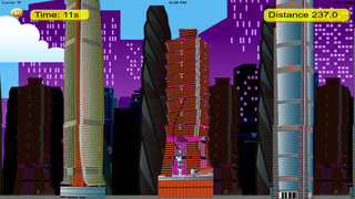 Steel Swing PRO - City Rope Swing screenshot 5