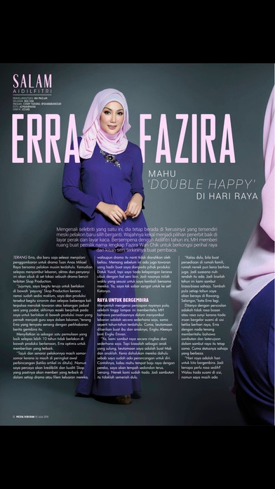 Media Hiburan Magazine screenshot 2