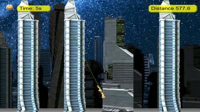 A Jump Till Dawn On Rope Pro - Extreme Swing Game screenshot 2