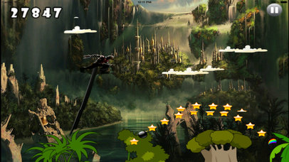 A Snake Ninja Jump - Amazing War Adventure Game screenshot 5