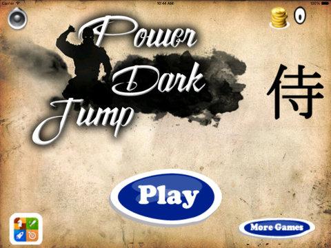 A Power Dark Jump Pro - Ninja Adventure Game screenshot 6