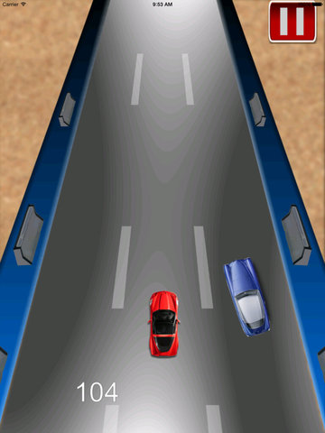 Car Driving Chase - Racing Rush Simulator Game screenshot 9