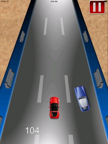 Car Driving Chase - Racing Rush Simulator Game screenshot 9