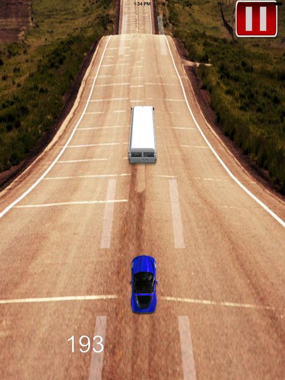 Awesome Nitro Car - Real Speed Xtreme Race screenshot 10