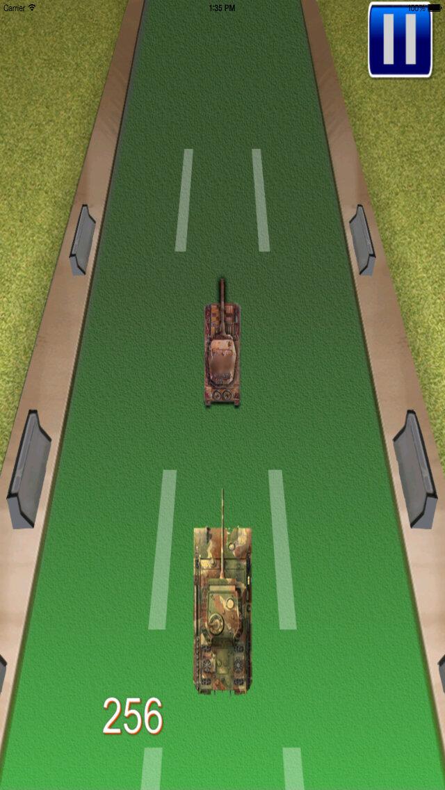 A Tank War Fast - The Best Games Rivals screenshot 3