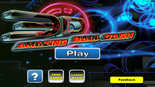 3D Amazing Ball Dash screenshot 1