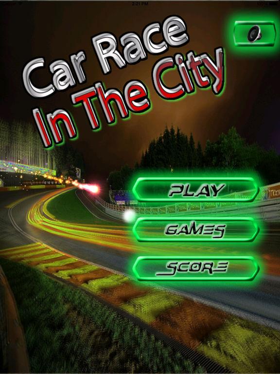Car Race In The City - Runs And Wins screenshot 6