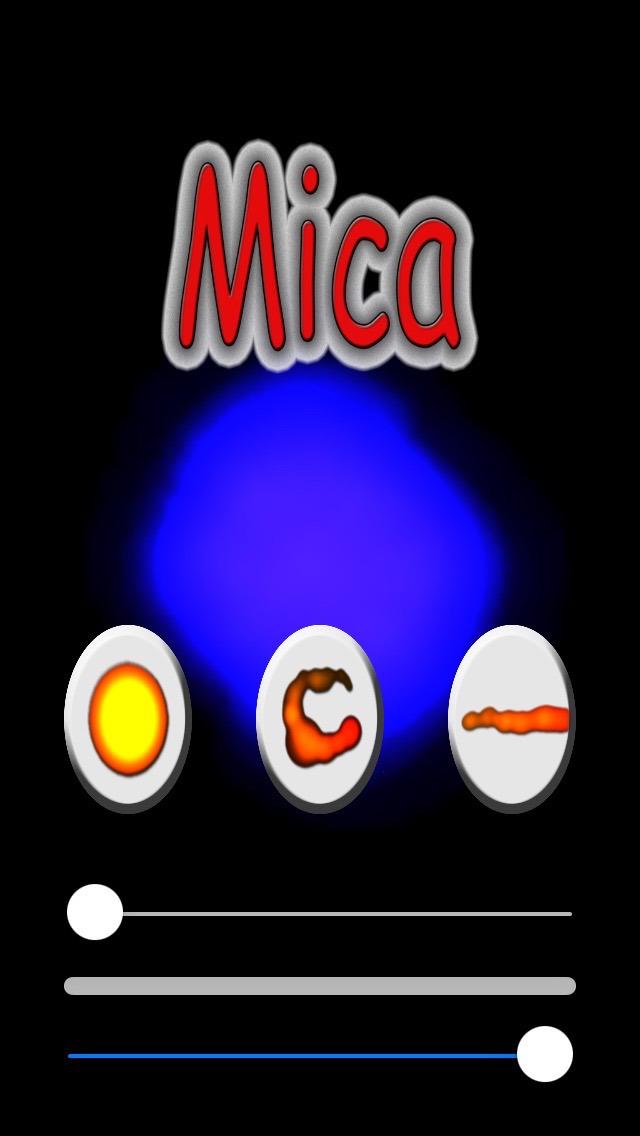 Sensory Mica - Vocalization screenshot 1