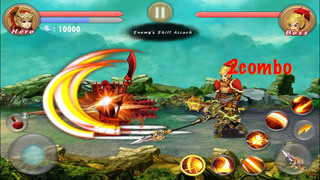 Blade Of Dragon Hunter Pro -- Action RPG screenshot 5