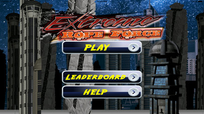 Extreme Rope Force Pro – Awesome Jumps Game screenshot 1