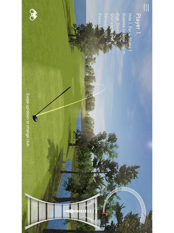 Free Golf Game - Masters Pro Tour screenshot 10
