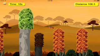 Gorilla Monster Rope PRO - Jump and Fly in Solitaire Master Adventure screenshot 3