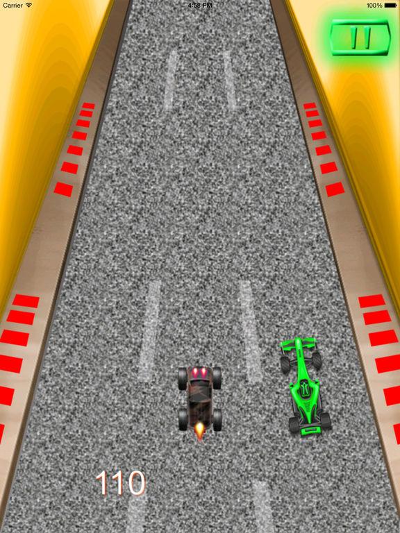 A Monster Racing Legend - Racing Game screenshot 8