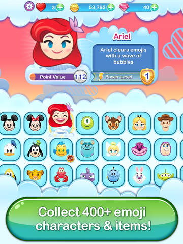 Disney Emoji Blitz screenshot 7