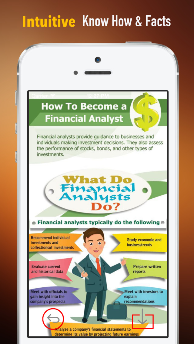 Financial Analyst for Beginners:Tips and Tutorial screenshot 1