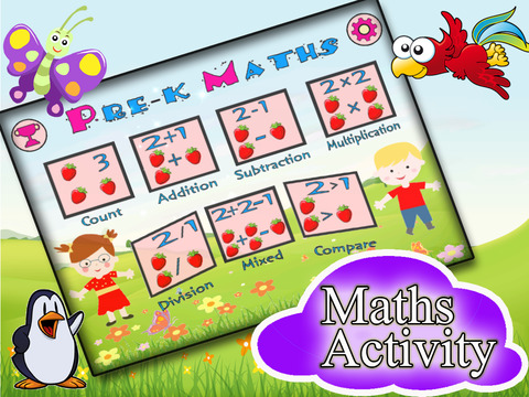 Maths age 3-9 screenshot 6