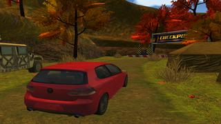 3D Mountain Rally Racing - eXtreme Real Dirt Road Driving Simulator Game FREE screenshot 3