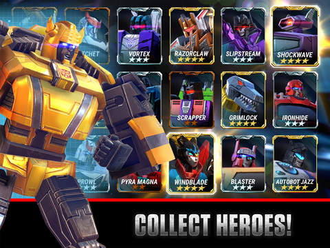 Transformers: Earth Wars screenshot 8