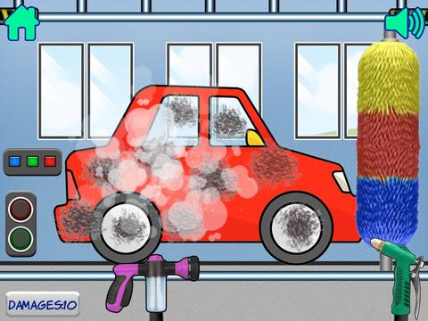 Garage Cars Wash screenshot 7