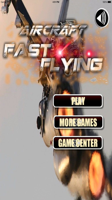 Aircraft Fast Flying Pro - Best Aircraft Game screenshot 1