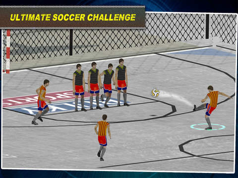 Street Soccer 2016 : Soccer stars league for legend players of world by BULKY SPORTS screenshot 8