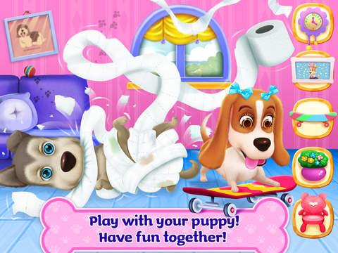 Puppy Life Secret Party screenshot 9