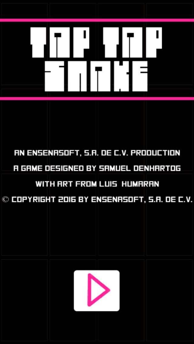 Tap Tap Snake screenshot 1