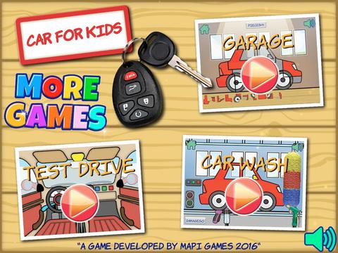 Garage Cars Wash screenshot 6