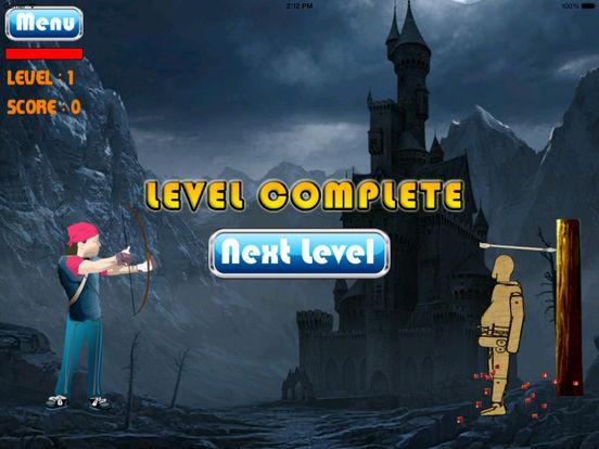 A Goalkeeper Haunted Castle PRO- Arrow Fantastic Game screenshot 10