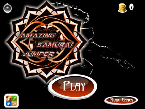 Amazing Samurai Jumper - Forest Heroes Adventure screenshot 6