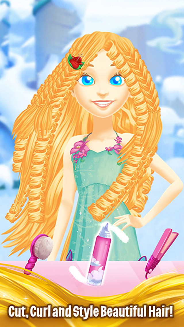 Barbie Dreamtopia - Magical Hair screenshot 3