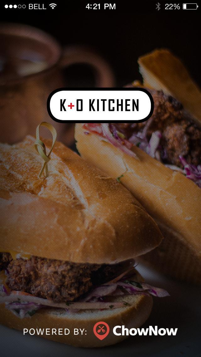 K+O Kitchen screenshot 1