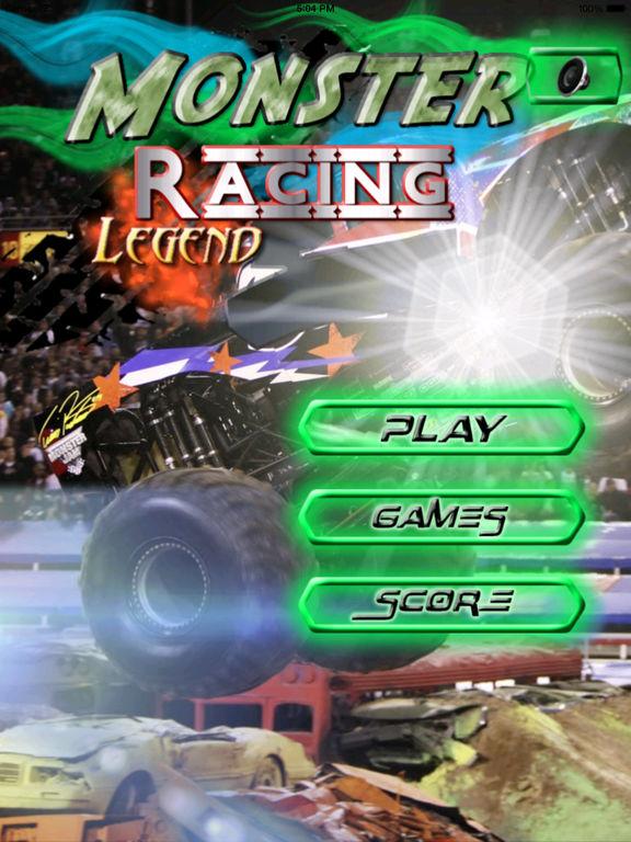 A Monster Racing Legend PRO - Real Racing Game screenshot 6
