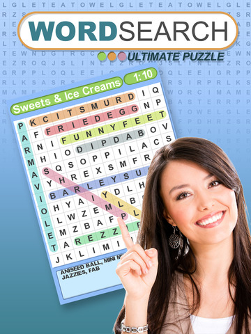 Word Search Ultimate Puzzle screenshot 7
