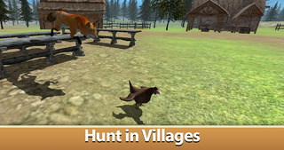 Wild Fox Survival Simulator 3D screenshot 4