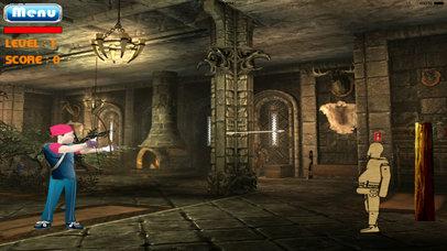 Archer Warrior In Jupiter - Big Game Magic Arrow screenshot 2