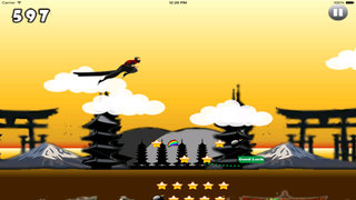 A Power Jump Pro - City In Amazing Ninja screenshot 3