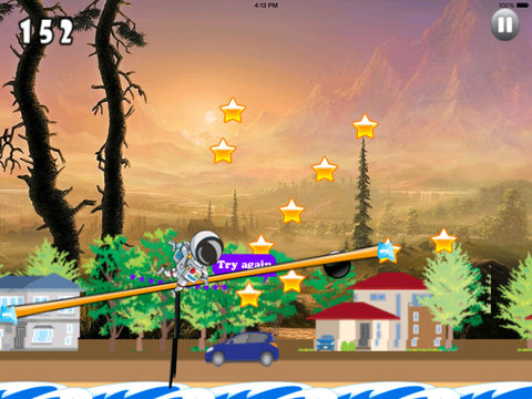 Big Gump In The Magical Forest PRO - Game Extreme Jumps In The Tree screenshot 7