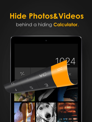 Secret Calculator Photo Album screenshot 6
