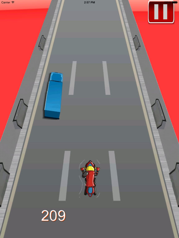 A Large Powerful And Cool Motorcycle PRO-Fast Game screenshot 9