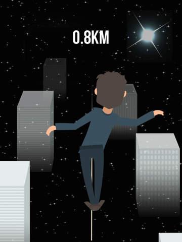 SkyWire - night walk screenshot 8