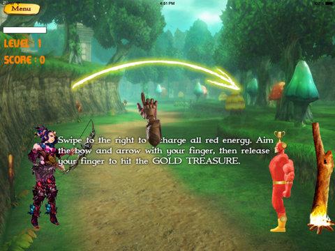 Archery Legions Revenge - The Victoria Legend screenshot 8